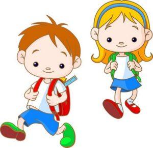 dva otroka